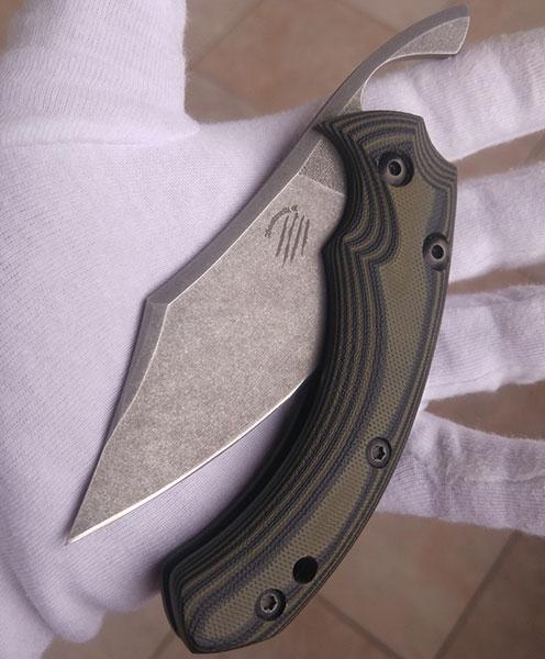 Bastinelli Custom Dragotac Friction Folder for sale zu verkaufen