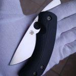 Spyderco Friction Folder (Filip de Leeuw Deviant Blades Design) zu verkaufen for sale